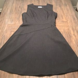 Calvin Klein Gray Dress Size 10